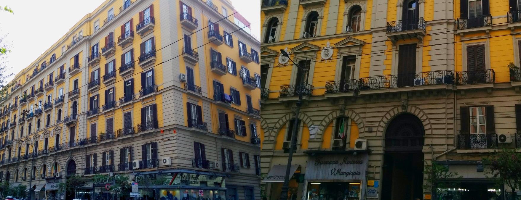 Appartamenti napoli be italian bovio flat sito ufficiale for Appartamenti napoli